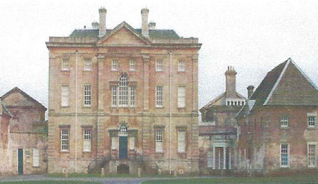 Cusworth Hall, Doncaster (Grade 1 listed building)
